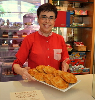 The Pastel de Carne, Murcian Meat Pie