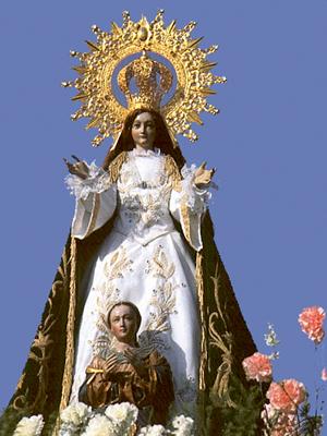 Romería, Virgen de la Esperanza, Calasparra, 1st May