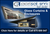 Acrisal SM Glass curtains and  enclosures