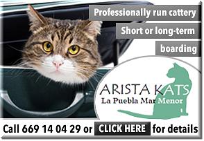 Arista Kats Cattery La Puebla Murcia