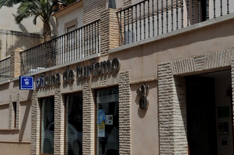 Tourist Information Office Abanilla