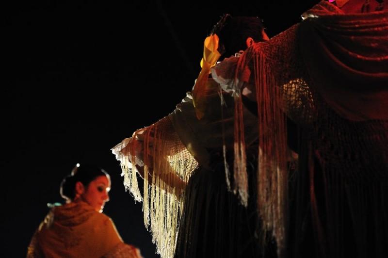 Folk dancing festival in Abanilla, first weekend of August