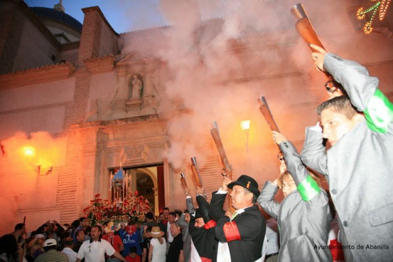 Fiestas de la Santísima Cruz, Moros y Cristianos de Abanilla
