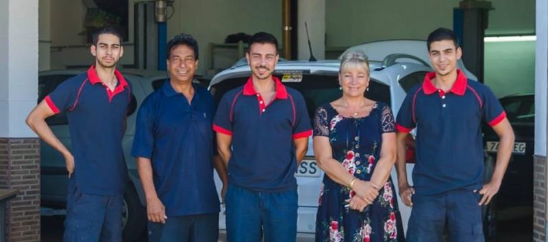 Ross Motor English mechanics servicing Los Belones, La Manga and the Mar Menor area