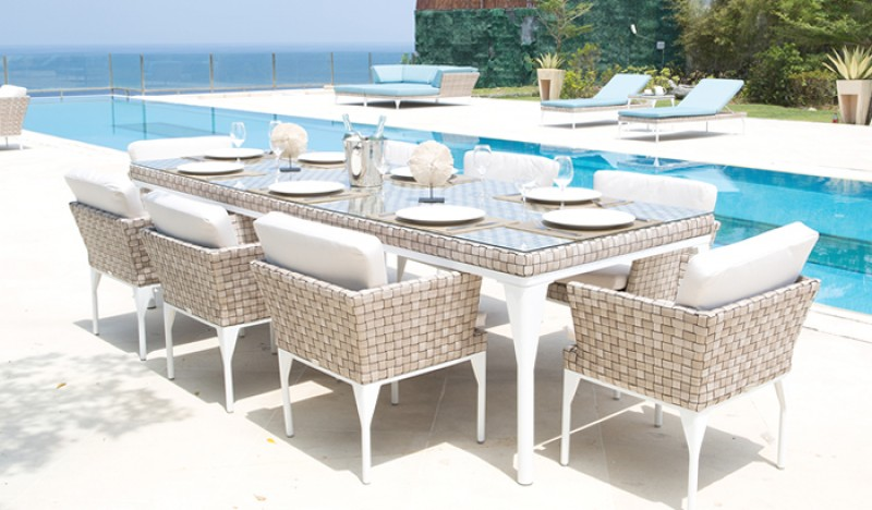 Murcia today luxury outdoor furniture from al fresco for Outdoor furniture spain
