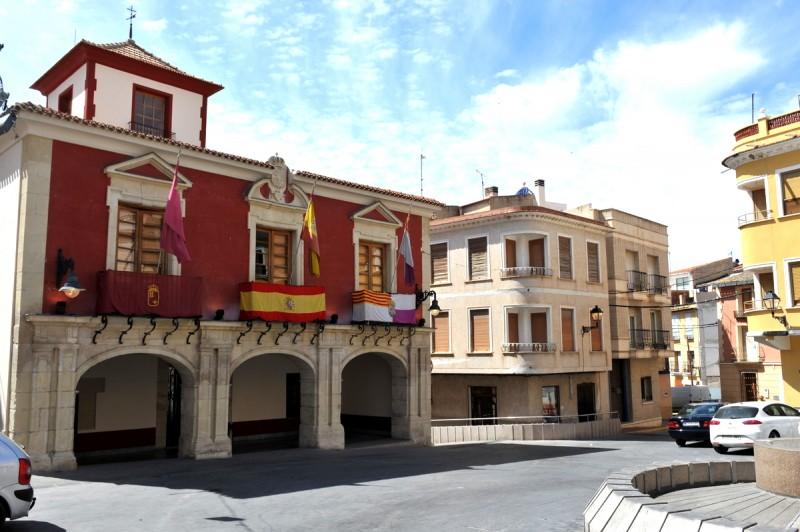 Ayuntamiento de Abanilla; Town Hall of Abanilla