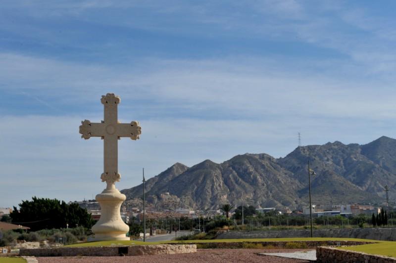 The Santa Cruz, the Holy Cross of Abanilla