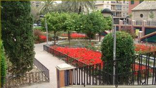 Jardín del Salitre, Murcia