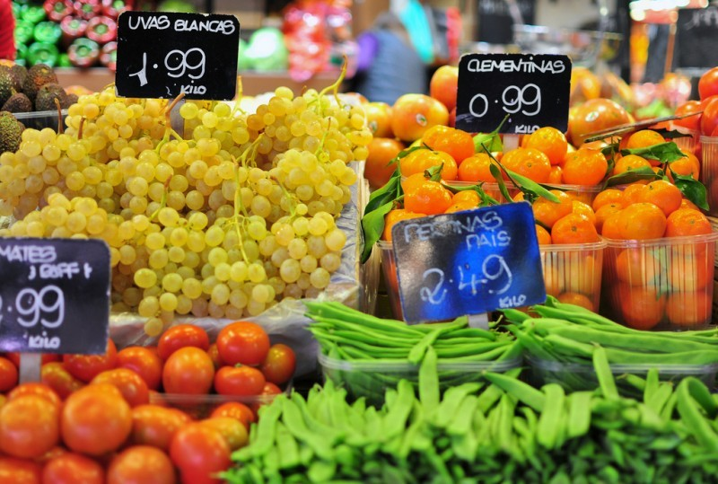 Weekly markets in the city and municipality of Murcia