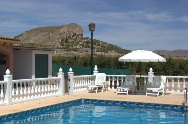 Accommodation in Jumilla: Casa Rural Consuelo