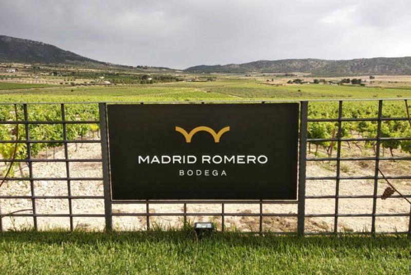 Jumilla wine route, Bodega Madrid Romero