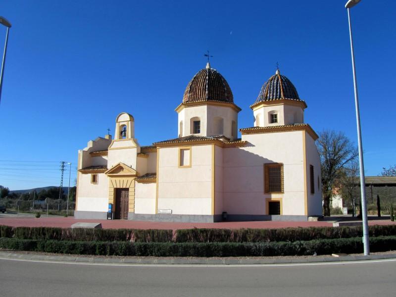 The church of San Agustín in Jumilla