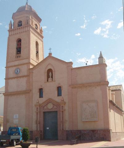 Iglesia de Nuestra Señora del Rosario, Sucina