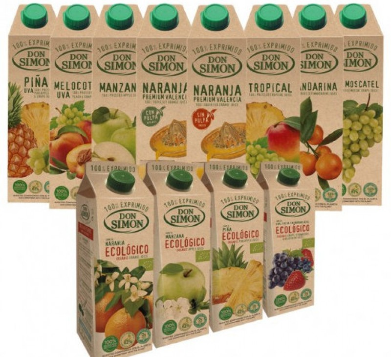 <span style='color:#780948'>ARCHIVED</span> - Don Simón launch fully recyclable fruit juice cartons