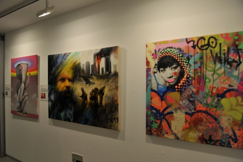 <span style='color:#780948'>ARCHIVED</span> - Until 1st September, Arte urbano, Leyendas callejeras, urban art exhibition at the Muram museum in Cartagena