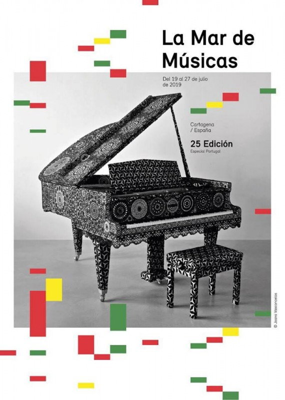 <span style='color:#780948'>ARCHIVED</span> - 19th to 27th July 2019 Mar de Músicas Festival in Cartagena