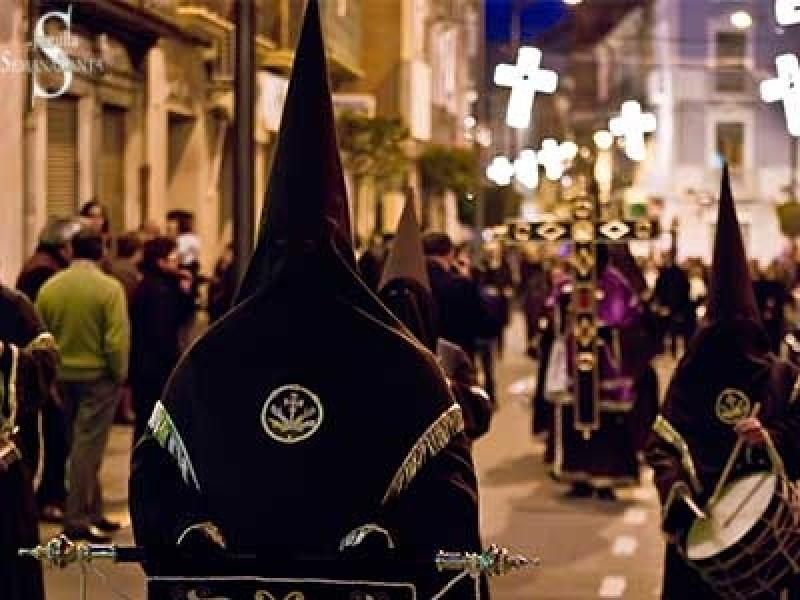 <span style='color:#780948'>ARCHIVED</span> - Semana Santa in Jumilla awarded International Tourist Interest status