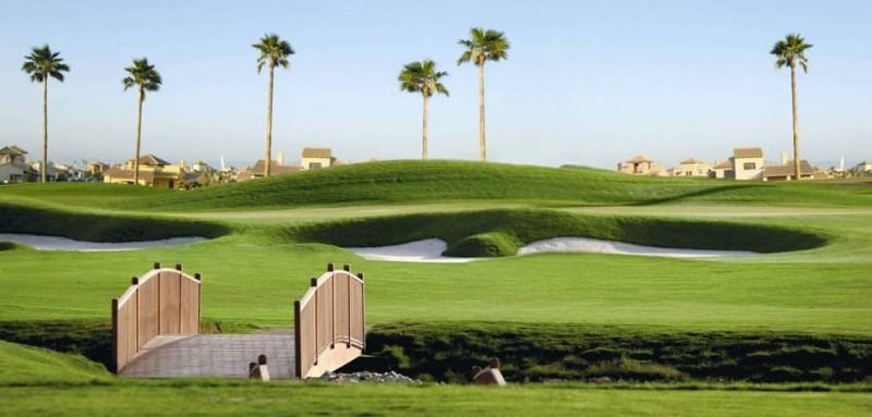 Hacienda del Álamo Golf & Spa Resort, an international golf destination