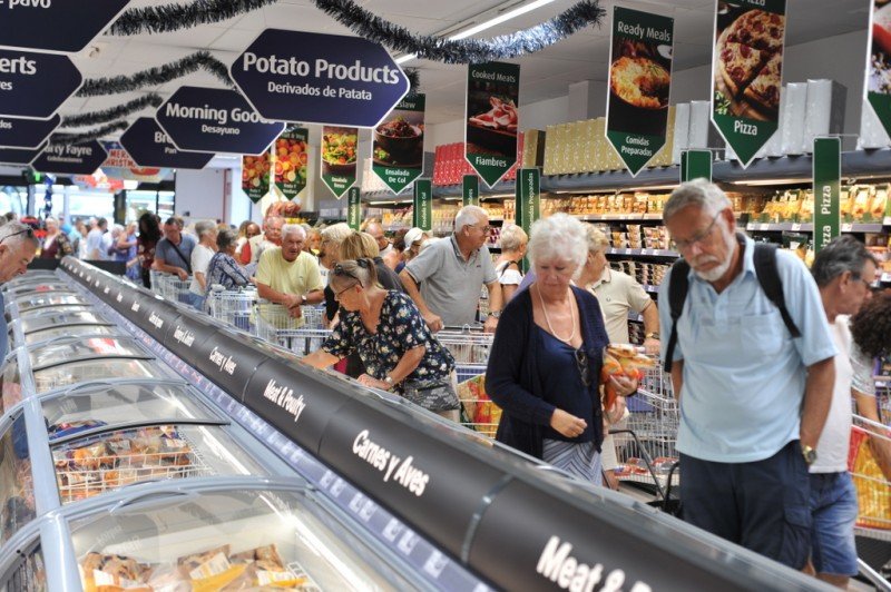 <span style='color:#780948'>ARCHIVED</span> - The Food Co.opens in Puerto de Mazarrón as Tesco products reach the Region of Murcia