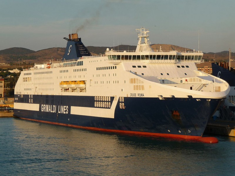 <span style='color:#780948'>ARCHIVED</span> - Shipping companies propose Cartagena-France ferry