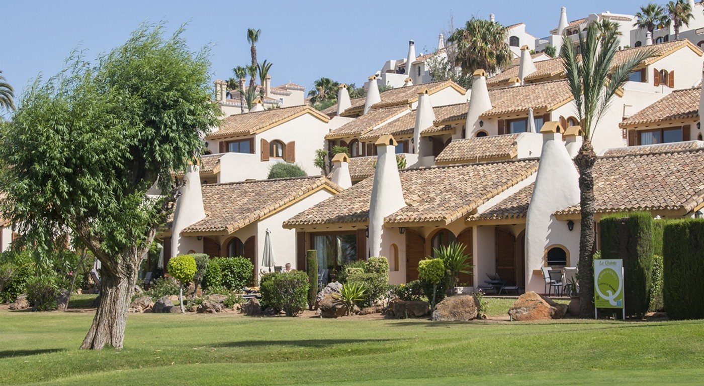 La Quinta Club prestigious shared ownership complex within La Manga Club