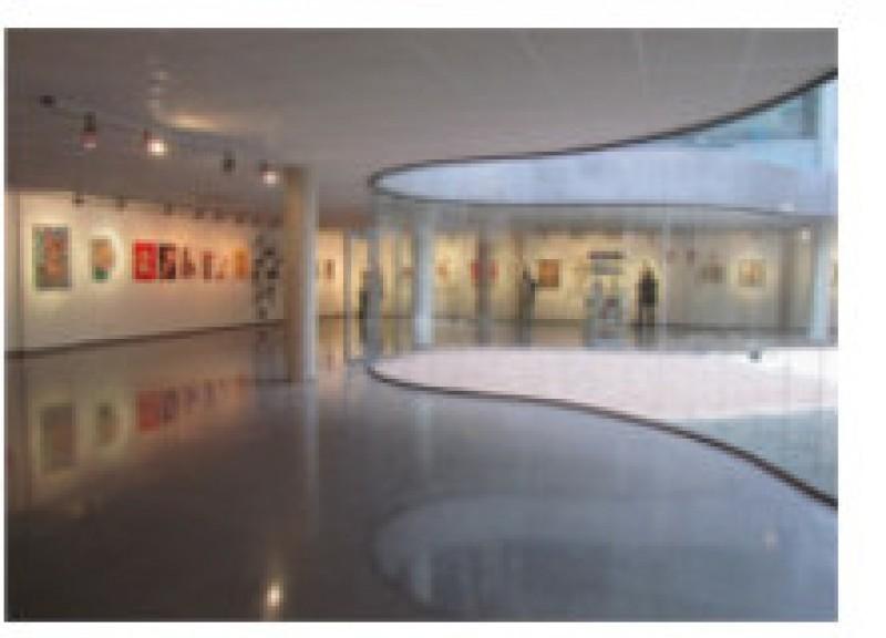 The El Jardín exhibition rooms in Molina de Segura