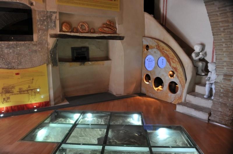 The Museo Horno del Concejo, a medieval bread oven in Molina de Segura