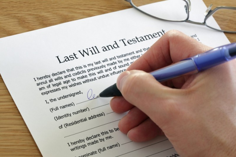How to make a Will in Spain