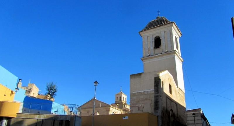 Interesting corners of Jumilla old town
