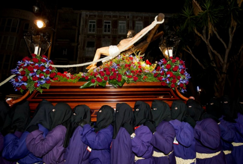 <span style='color:#780948'>ARCHIVED</span> - No decision will be taken about Semana Santa 2021 in Cartagena until 15 days before