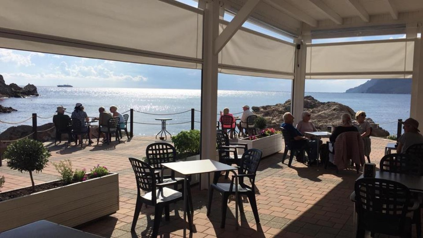Chiringuito El Lastre beach bar