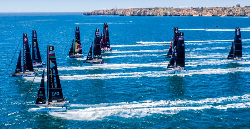 Prestigious GC32 catamaran race to be held in the Mar Menor in November