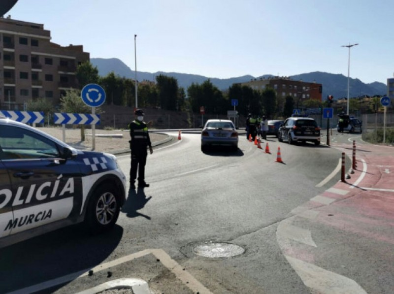 <span style='color:#780948'>ARCHIVED</span> - 110,000 fines for failing to obey pandemic restrictions in Murcia since last March