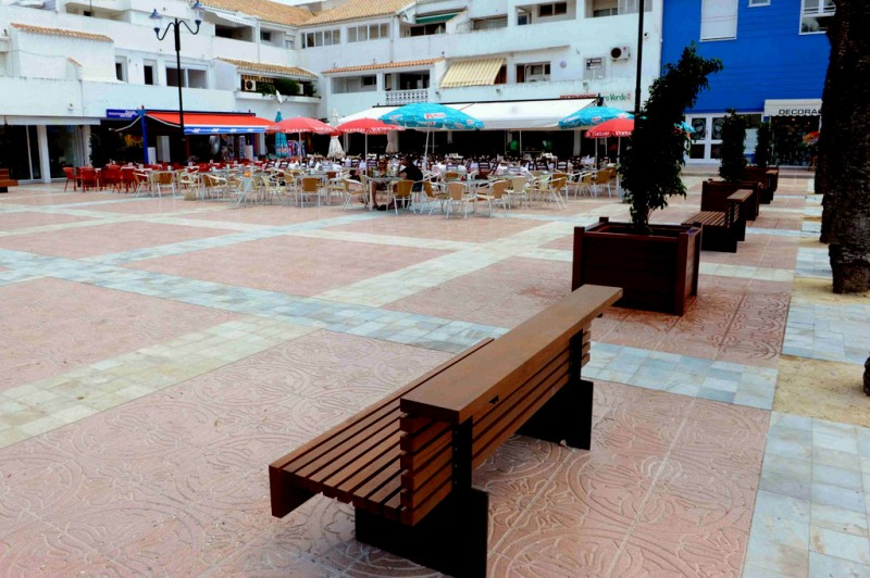 <span style='color:#780948'>ARCHIVED</span> - Plaza Bohemia in La Manga del Mar Menor  to be extended with a new boulevard