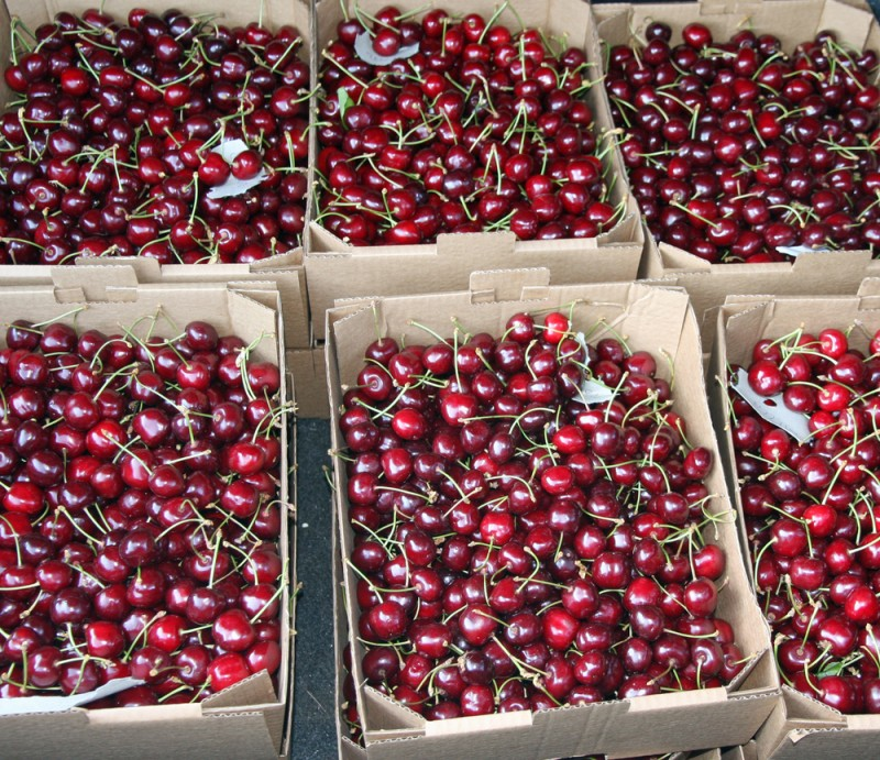 <span style='color:#780948'>ARCHIVED</span> -  Agriculture department donates experimental cherries to Cáritas charity in Caravaca de la Cruz