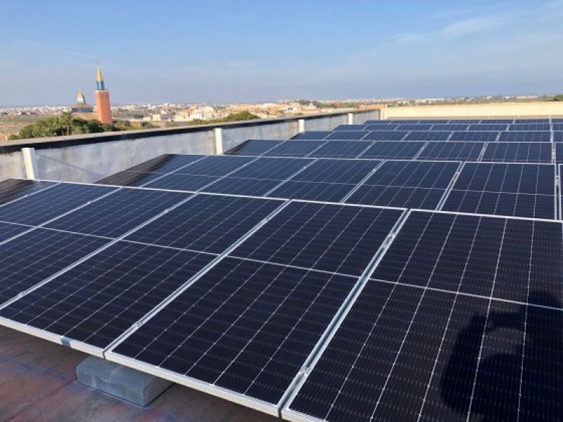 <span style='color:#780948'>ARCHIVED</span> - Cartagena bans solar power plants in a large area on Earth Overshoot Day