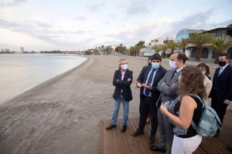 New multiuse centre to be built on unspolit Mar Menor land despite protests