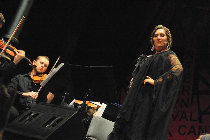 El Amor Brujo, Estrella Morente, Cante de Las Minas