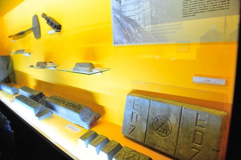 Museo Minero, the mining museum in La Unión
