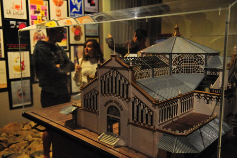 Museo del Cante de las Minas flamenco museum in La Unión