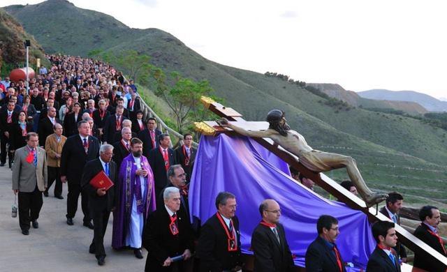 Semana Santa in La Unión