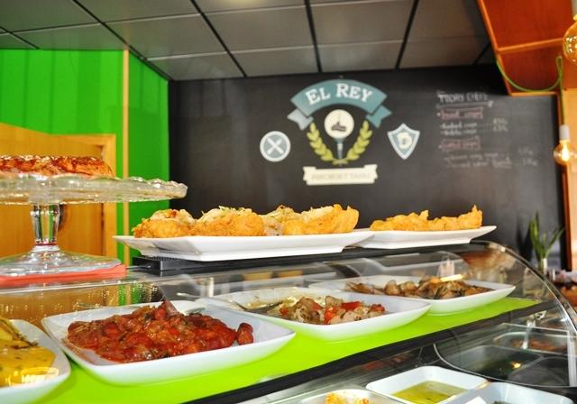 Tapas, practical Spanish meals with El Rey in Balsicas