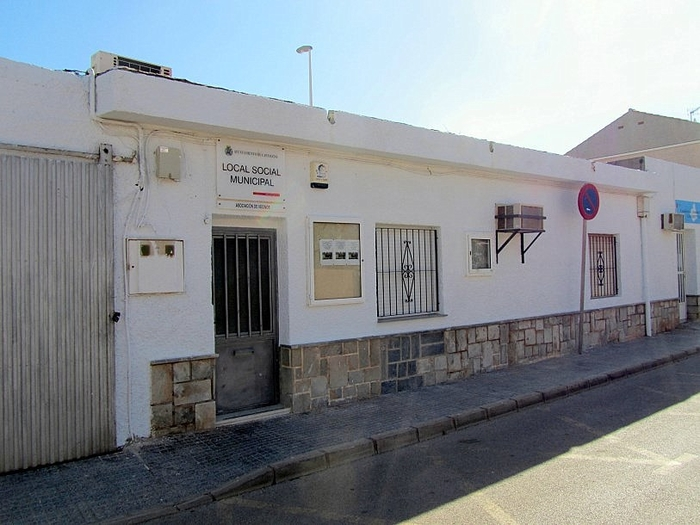 Social centres and neighbours association in Los Urrutias