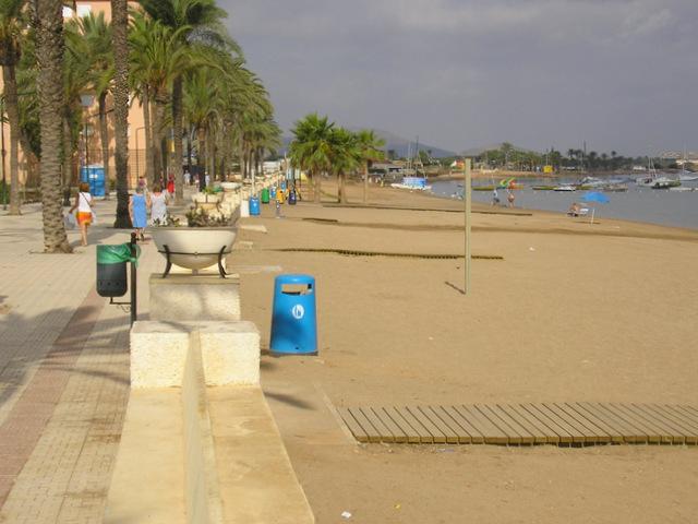 Cartagena beaches: Playa Honda