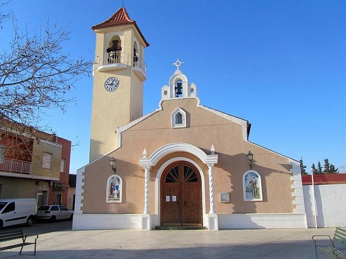 Iglesia del Sagrado Corazón de Jesús, La Puebla
