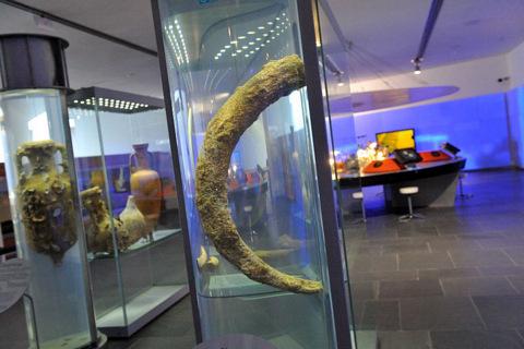 ARQUA, Marine Archaeology Museum, Cartagena