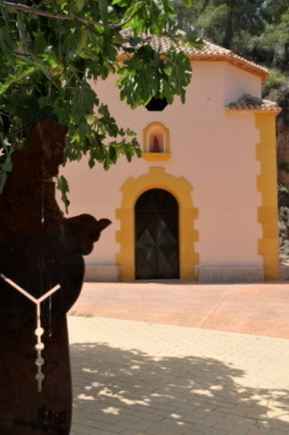 Visitor Centre of San Antonio el Pobre, Murcia