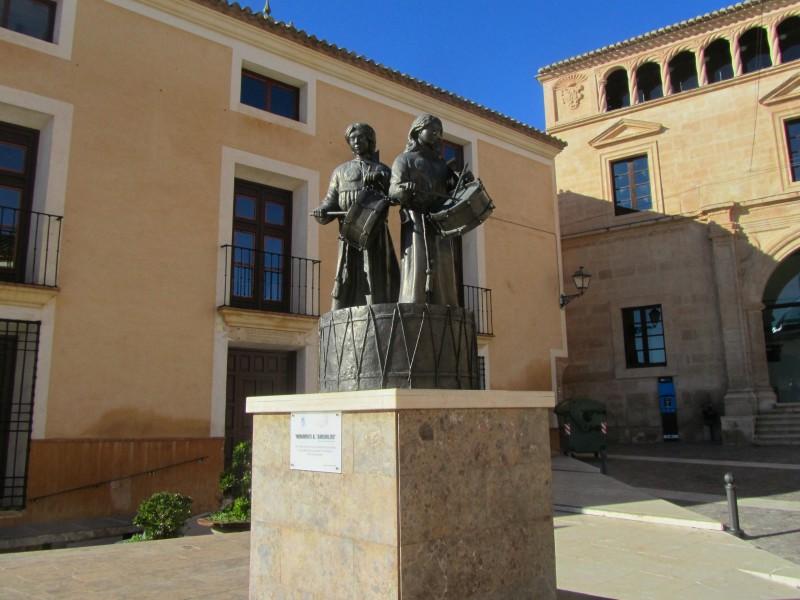 Plaza de Arriba Jumilla