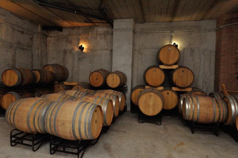 Bullas wine route: Bodega Monastrell