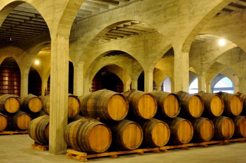Jumilla wine route,  BSI Bodegas San Isidro